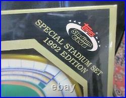 1992 TOPPS STADIUM CLUB MURPHY LIMITED EDITION SEALED SET With DEREK JETER ROOKIE