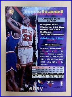1993-94 Topps Stadium Club Michael Jordan 1st Day Issue HOT