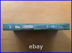 2021 Topps Stadium Club Baseball Factory Sealed Hobby Box NEW 2 MLB Auto Cards