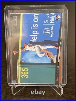 2021 Topps Stadium Club Jo Adell 7 Card Rookie Lot Auto, Gold & More Angels