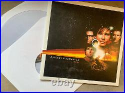 ANGELS AND AIRWAVES I Empire Clear Vinyl