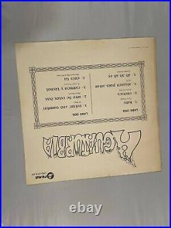 Aguaturbia 1970 Chile Psyc NM/EX 1st Press UltraRare 300 Copies Pressed