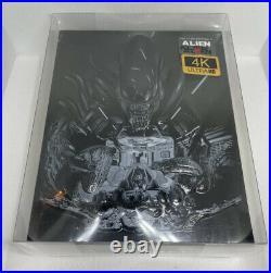 Alien FILMARENA EDITION 4k UHD bluray Fullslip Steelbook Limited