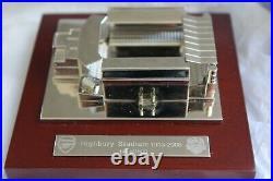 Aquascutum Highbury Stadium 1913-2006 Limited Edition