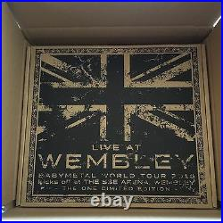 BABYMETAL LIVE AT WEMBLEY ARENA THE ONE LIMITED EDITION Blu-ray from JAPAN