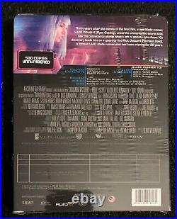 BLADE RUNNER 2049 (Film Arena FAC #101 EDITION #5B steelbook 500 copies made)