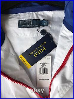 BNWT Limited Edition Polo Ralph Lauren CP93 Stadium Jacket RRP £345 Size M