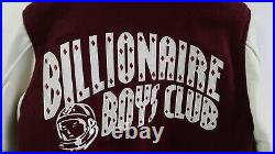 Billionaire Boys Club arsity Stadium Jacket ICE CREAM NIGO Pharrell BBC bape
