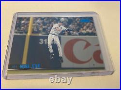 Derek Jeter 2021 Stadium Club Blue Foil 48/50 RARE 1191 packs Yankees HOF