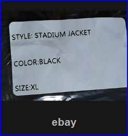 FUCT Stadium Jacket BLACK XL RAIDERS Variant- Sold Out/Hard To Find Color