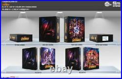 FilmArena FAC Avengers Infinity War One Click Hardbox FullSlip Steelbook Blu-ray
