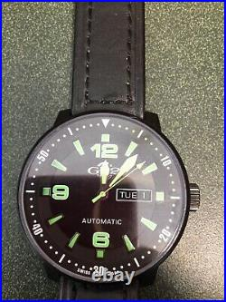 GEVRIL GV2 MEN'S STADIUM AUTOMATIC LIMITED EDITION WATCH 47/500 Ref. 4014