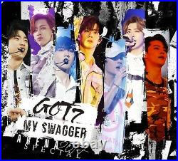 GOT7 ARENA SPECIAL 2017 MY SWAGGER 2DVD + Photobook Limited Edition NEW
