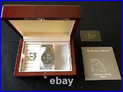 Gevril GV2 Limited Edition Swiss Made Automatic Stadium Watch 4013 Mint Cond