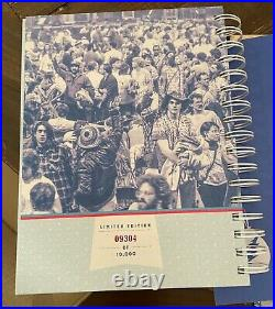 Grateful Dead Giants Stadium 14 CD & BLU-RAY LTD Box Set Like New (OOP)