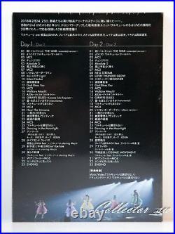 JP BD Live 2018 Walkure wa Uragiranai at Yokohama Arena Limited Blu-ray