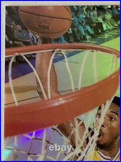 Kobe Bryant 1999-00 Stadium Club Chrome Previews REFRACTOR #SCC7 SP Ultra Rare