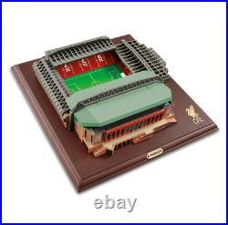 Liverpool Official Limited Edition Anfield Stadium Coloured Ground