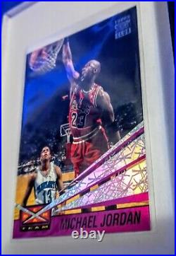 Michael Jordan 94 Stadium Club #4 of 27. BEAM TEAMShiny See Pics! Fleer Rc