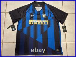 NIKE Inter Milan 20th Anniversary Stadium Jersey LIMITED EDITION Men 2XL BQ3238