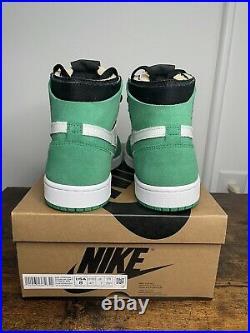 Nike Jordan 1 High Zoom CMFT Stadium Green CT0978-300 Men's Size 8 /Womens 9.5