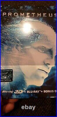 PROMETHEUS FilmArena Steelbook FAC #103 Edition 5B 3D Blu-ray Limited Film Arena