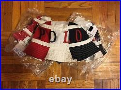 Polo Ralph Lauren 1992 Stadium Bucket Hat S/M Limited Run Edition P-wing Crest