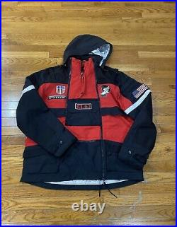 Polo Ralph Lauren 1992 Steep Tech Jacket Limited Edition Rare XL STADIUM PWING