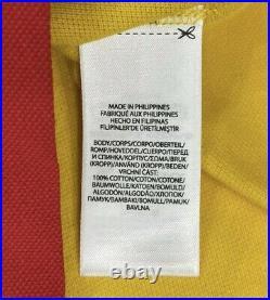 Polo Ralph Lauren Chariots Of Fire Olympics Championship Stadium Shirt Mens 2XL