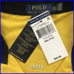 Polo Ralph Lauren Chariots Of Fire Olympics Championship Stadium Shirt Size 2XL