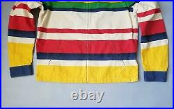 Polo Ralph Lauren Cp 93 Regatta Sailing Bayport Snow Beach Stadium Mens Jacket