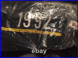 Polo Ralph Lauren Indigo Stadium 1992 P-Wing Denim Jacket LARGE RL67 Sport NWT