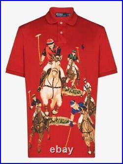 Polo Ralph Lauren Limited Edition 5 Horseman Polo Size XXL NWT Crest, Stadium