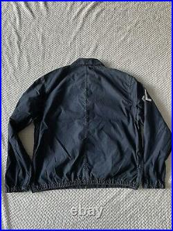 Polo Ralph Lauren Limited Edition Indigo Stadium Logo Jacket XL RRL 1992 P-Wing