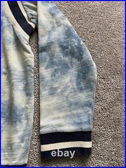 Polo Ralph Lauren Limited Edition Stadium P-Wing Pullover Indigo Mens 2XL NWT