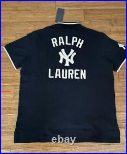 Polo Ralph Lauren Limited Edition Yankee Polo SnowBeach Stadium Crest