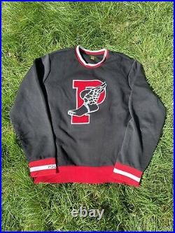 Polo Ralph Lauren P-wing 1992 Stadium Sport Collection Crewneck Sweater M