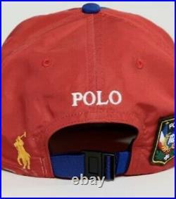 Polo Ralph Lauren Ski 92 USA Long Bill Cap Limited Edition (Snow Beach Hi Tech)