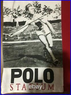 Polo Ralph Lauren Stadium 1992 limited edition small shirt mens