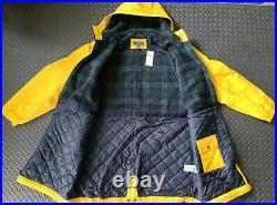 Polo Ralph Lauren The Stadium Jacket raincoat marsh size XL Insulated Winter