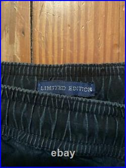Polo Ralph Lauren Track Pants Stadium P Wing 1992 Denim RARE Limited Edition XL