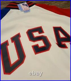 Polo Ralph Lauren USA Stadium Games Shield Varsity Jacket Size XL