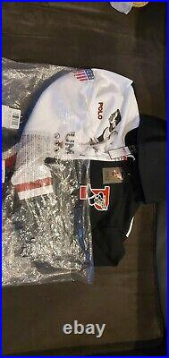 Polo Ralph Lauren Winter Stadium Hoody Large New With Tags Limited Edition