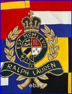 Ralph Lauren Polo CP-93 Regatta Capsule Shirt Casino Stadium P-wing Indian M MEN
