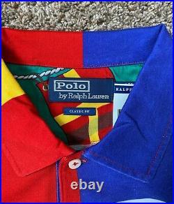 Ralph Lauren Polo CP-93 Regatta Capsule Shirt Casino Stadium P-wing Indian S MEN