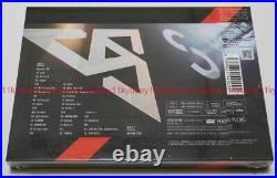 SEVENTEEN 2018 JAPAN ARENA TOUR SVT First Limited Edition 2 DVD Photobook Card