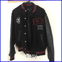 STUSSY I. S. T. Varsity 35th anniversary black size M Stadium jumper Used