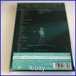 TAEMIN ARENA TOUR 2019 XTM JAPAN 2 Blu-ray+Photobooklet