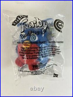 Talking Furby Chicago Cubs Limited Edition 2000 Stadium Giveaway Sealed Tiger