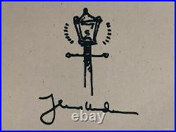 Thomas Kinkade Yankee Stadium 30 x 40 Limited Edition Canvas R/E Signed Rare